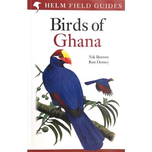 Birds of Ghana (Borrow & Demey)