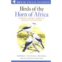 Birds of the Horn of Africa (REDMAN) 2d EDITION