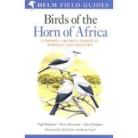 Birds of the Horn of Africa (REDMAN) 2d EDITION