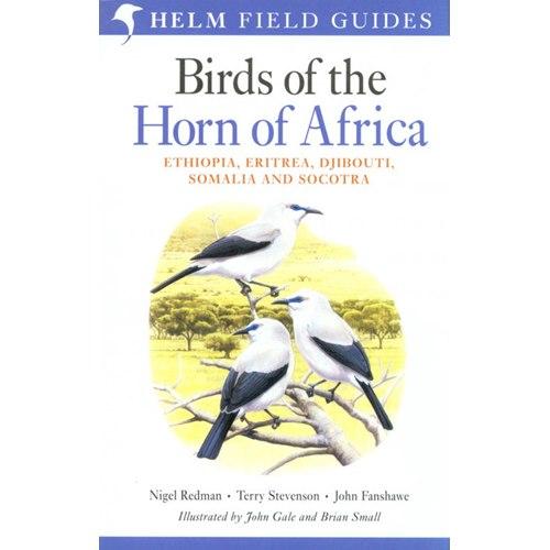 Birds of the Horn of Africa (Redman,...) 2:a upplagan