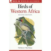 Birds of Western Africa 2:nd edition (Bor
