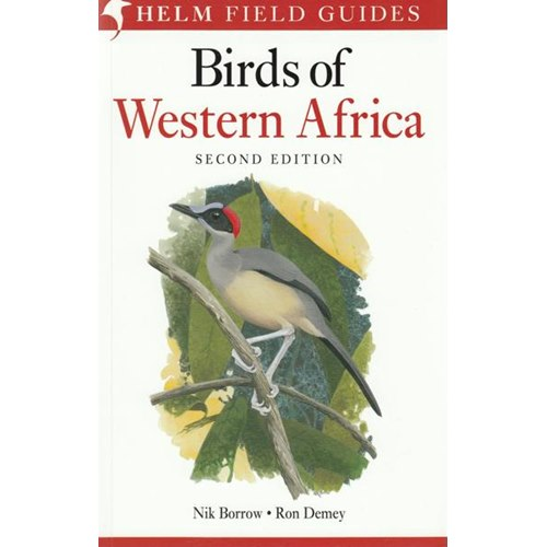 Birds of Western Africa 2:nd edition (Bor