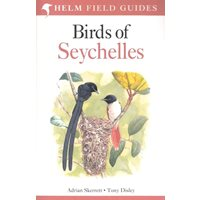 Birds of Seychelles (Skerret & Disley)