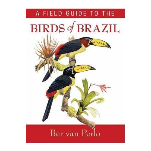 Birds of Brazil (van Perlo)