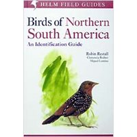 Birds of Northern South America. Vol. 2: Planscher/kartor