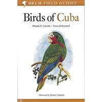 Birds of Cuba (Garrido, Kirkconell)