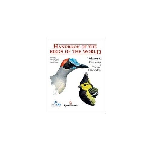 Handbook of the Birds of the World. HBW vol 12 (del Hoyo...)