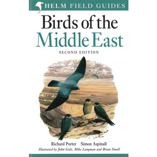 Birds of the Middle East (Porter & Aspinall)