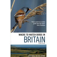 Where to Watch Birds in Britain (Harrap & Redman)