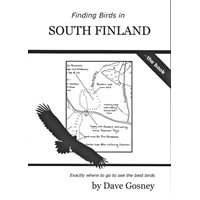 Finding Birds in South Finland - the Book (Gosney)