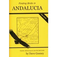 Finding Birds in Andalucia - the Book (Gosney)