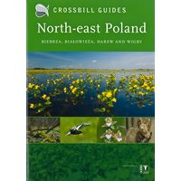 Nature Guide NE Poland. Biebrza, Bialowieza, Narew..(Crossbi
