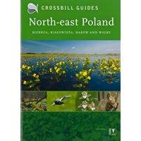 Nature Guide NE Poland. Biebrza, Bialowieza, Narew..(Crossbi