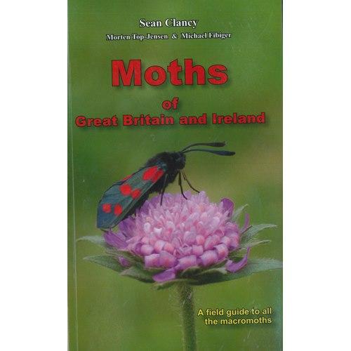 Moths of Great Britain and Ireland (Clancy, Top-Jensen & Fib
