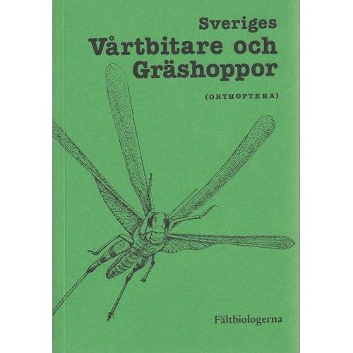 Sveriges vårtbitare och gräshoppor (Fältbiologerna)