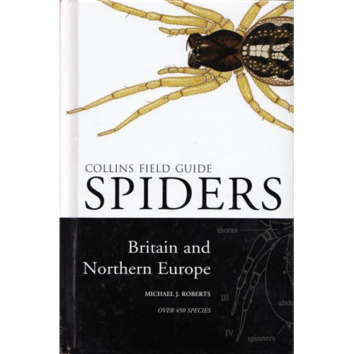 Spiders of Britain & Northern Europe (Roberts)