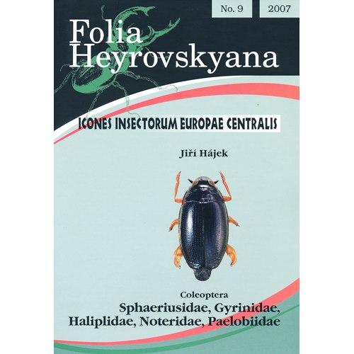 Gyrinidae, Haliplidae m.fl. (whirligig beetles--l.) FHB 9