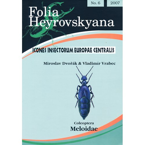 Meloidae (majbaggar)FHB 6 (Dvorak et. al.)