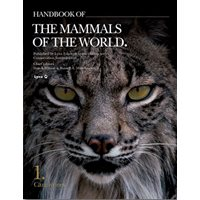 Handbook of the Mammals of the World HMW vol 1 (Wilson...)