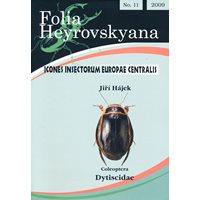 Dytiscidae.(Diving beetles) FHB 11 (Hajek, J.)