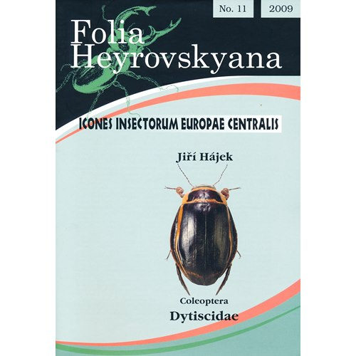 Dytiscidae.(Diving beetles) FHB 11 (Hajek, J.)