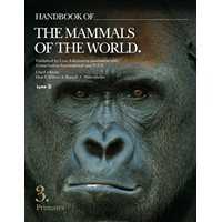 Handbook of the Mammals of the World HMW vol 3 Primates