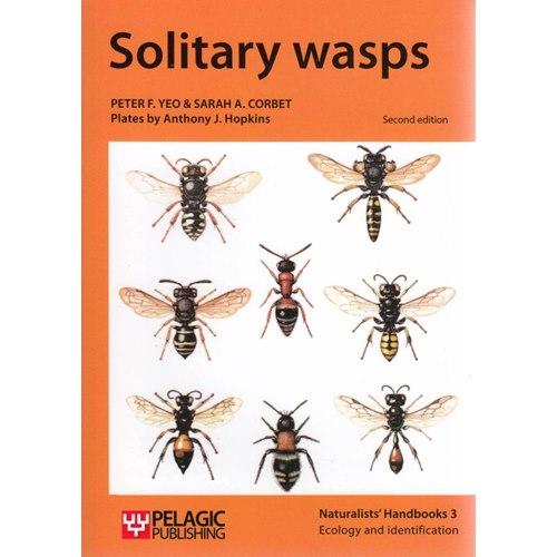 Solitary wasps (Yeo, Corbet) 2 upplagan