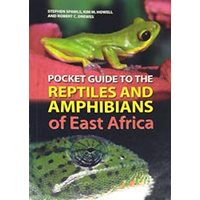 Pocket guide to Reptiles & Amphibians of East Africa (Spawls..)