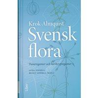 Svensk flora. Fanerogamer och kärlkryptogamer (Krok)