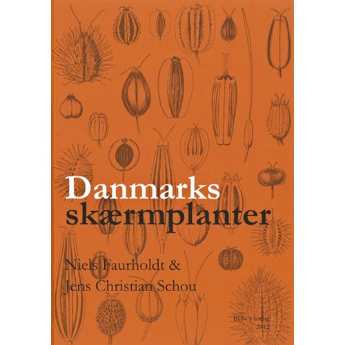 Danmarks skærmplanter (Faurholdt & Schou)
