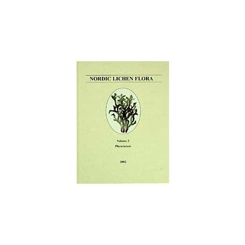 Nordic Lichen Flora. Vol 2. (ed. Ahti...)