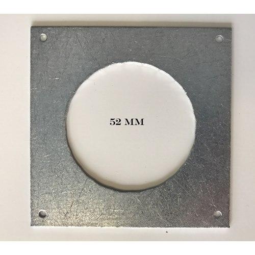 Holkring metall 52 mm hackspettskydd