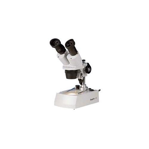 Stereolupp 20/40x, LED-belysning