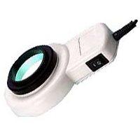 Ringbelysning till stereolupp med zoom