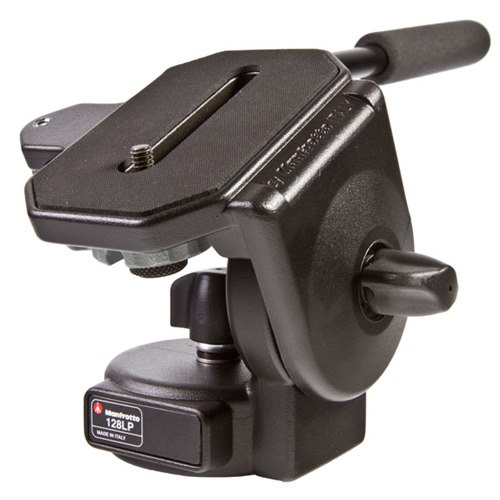 MANFROTTO 128LP Stativhuvud