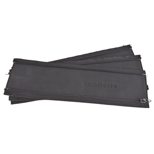 Manfrotto 380 Foam Rubber Leg Covers for 055/144. 3 Pcs