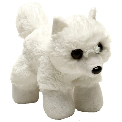 Mjukisdjur Polarräv, hug'ems