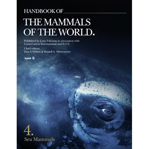Handbook of the Mammals of the World HMW vol 4 (Wilson...)
