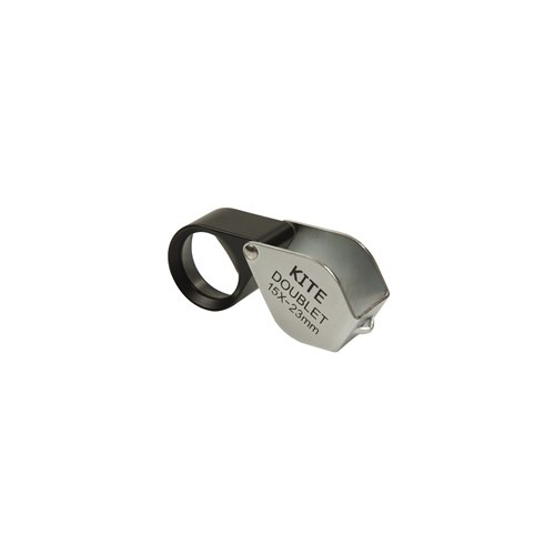 KITE Loupe 10x Triplet LED