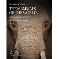 Handbook of the Mammals of the World HMW vol 2 Hoofed Ma