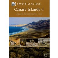 Nature Guide to Canary Islands 1 (Crossbill Guide)