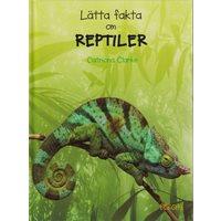 Lätta fakta om reptiler (Berghs)
