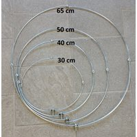 Foldable Stainless steel Ring 30 cm