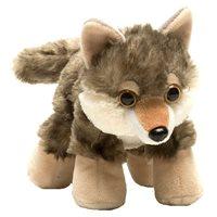 Soft toy Wolf, 18 cm