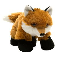 Soft toy Red Fox 18 cm