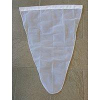 Professional Hand Net Bag 40cm/88cm L White