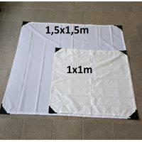 Duk för slagskärm 1,5m x 1,5m