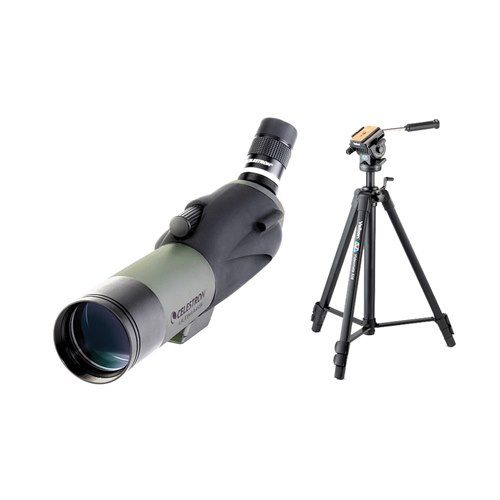 CELESTRON Ultima 18-55x65. Spotting Scope Kit