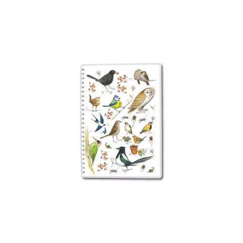 Anteckningsbok Bird Sketches