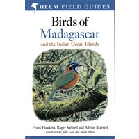 Birds of Madagascar and the Indian Ocean Islands (Hawkins, S